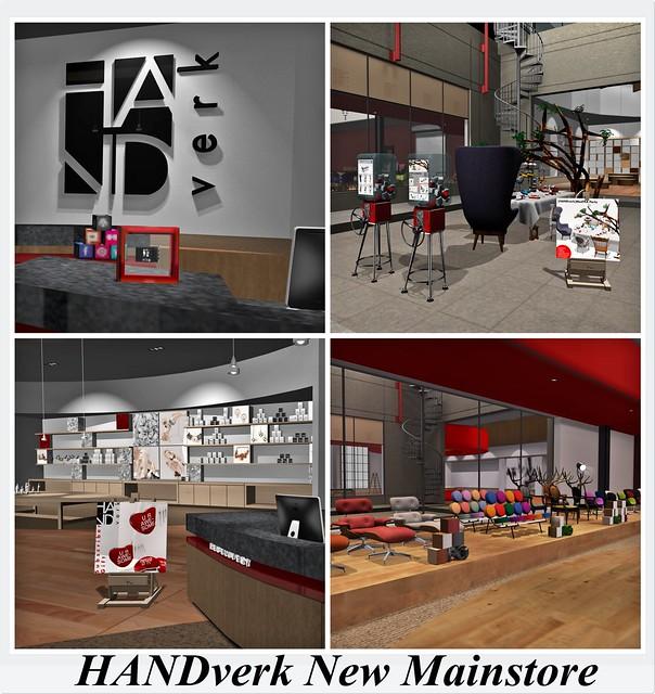 HANDverk New Mainstore