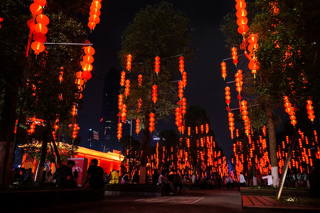 Guangzhou, 2013 Chinese New Year