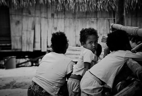 Orang Asli of Kampung Chuweh, Temenggor