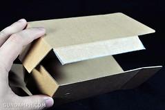 Big Scale Danboard Cardboard Assembling Kit Review (21)