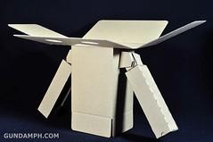 Big Scale Danboard Cardboard Assembling Kit Review (51)