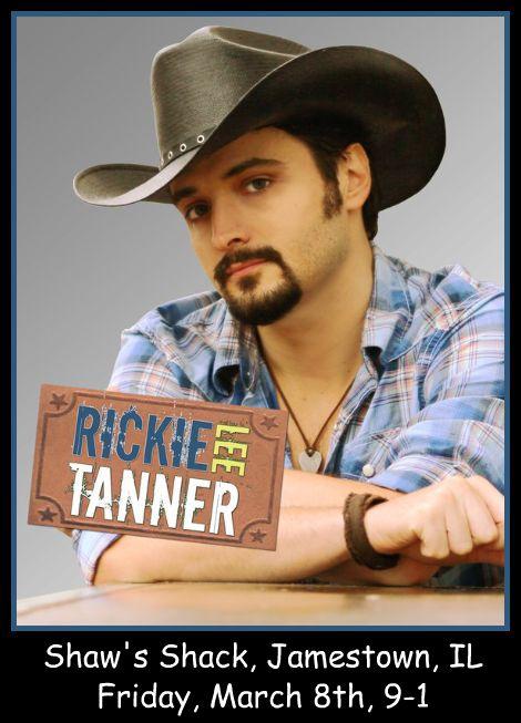 Rickie Lee Tanner 3-8-13