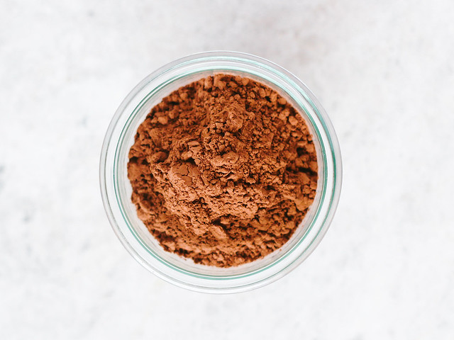 Dutch processed cocoa powder