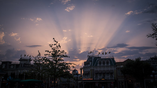 Dark Disney : Film & Cameras (Disneyland Paris) - Photo : Gilderic