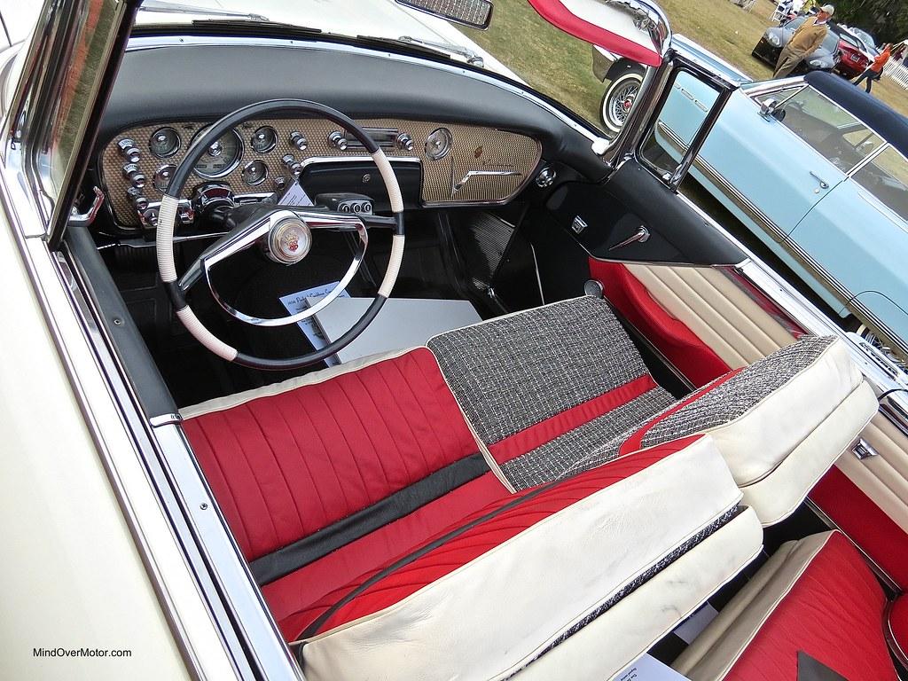 1956 Packard Caribbean Interior