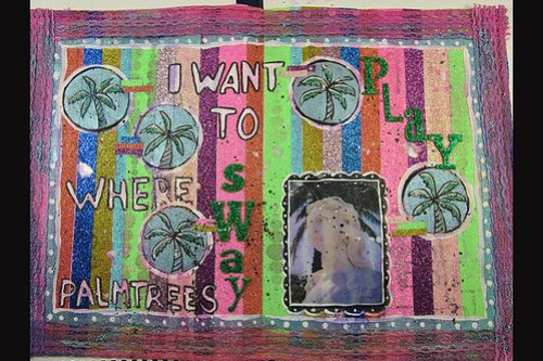 Art Journal: Where Palm Trees Sway