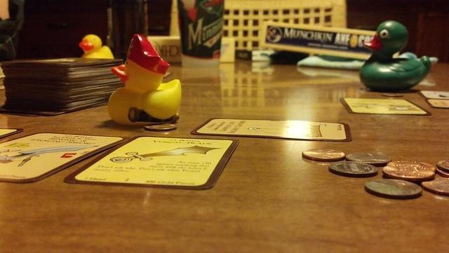 Card game: Munchkin