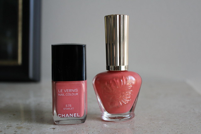 Chanel Le Vernis in 575 Starlet swatch and review
