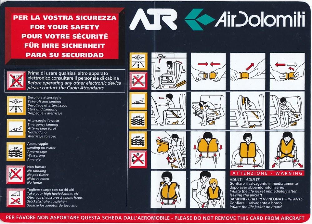 Air Dolomiti ATR