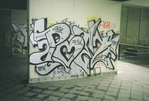 Poet by graffiticollector