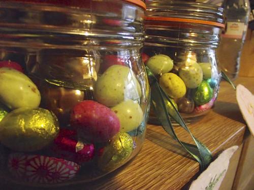 Candy terraniums