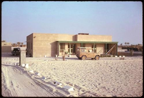 Abu Dhabi town 1963