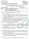 DTU Question Papers 2012 - 6 Semester - End Sem - EEE-315