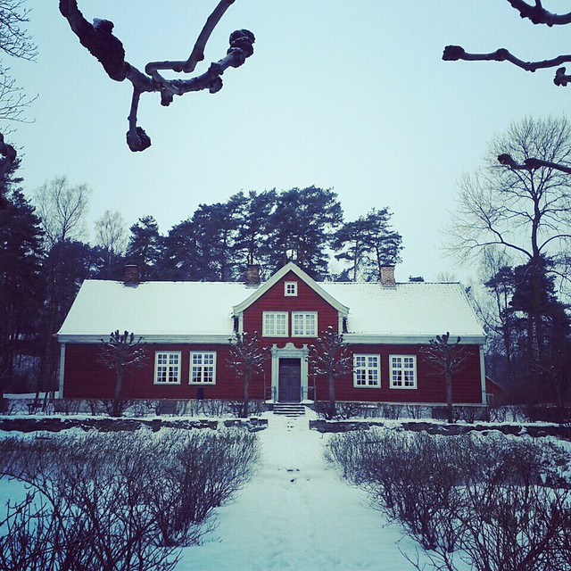 Norsk folkemuseum.