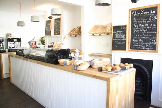 Nrfolk Street bakery