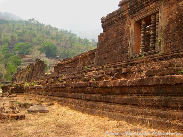 Ruins at Wat Phu Champasak