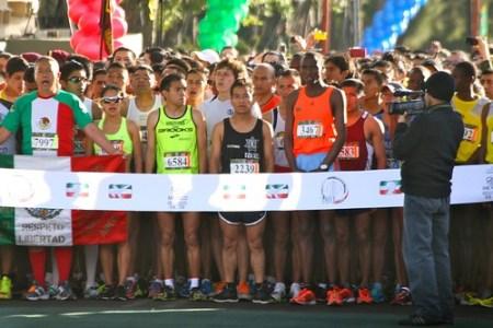Carrera La Gran Fuerza de México 2013