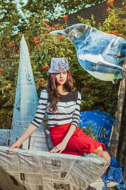 Mich Dulce for Bench