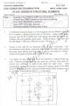 DTU Question Papers 2010 – 4 Semester - End Sem - CE-215