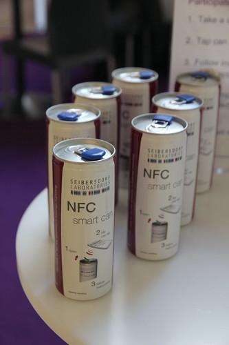 Déploiement du NFC