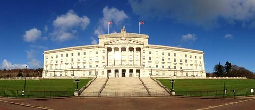 Stormont Parliament Building by alan06