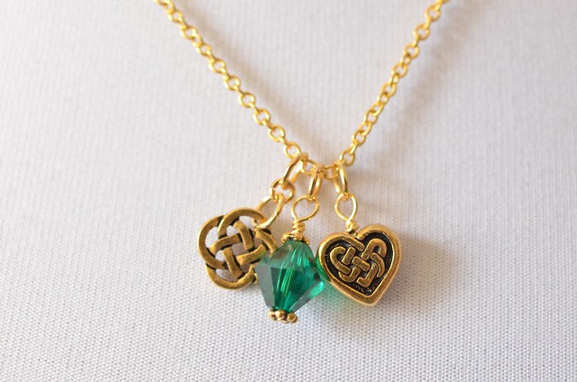 Celtic Charm Necklace