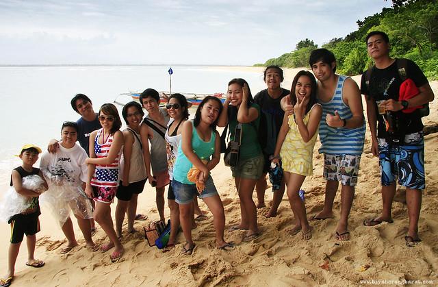 Quinamanucan Island Camarines Norte Vinzons