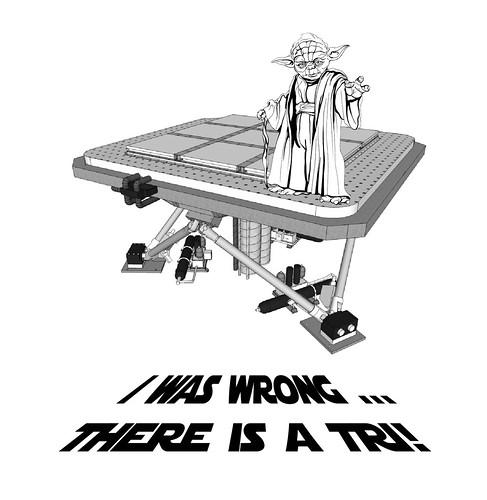 Yoda was wrong