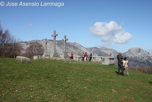 Mirador de las Tres Cruces - URKIOLA - jpg108