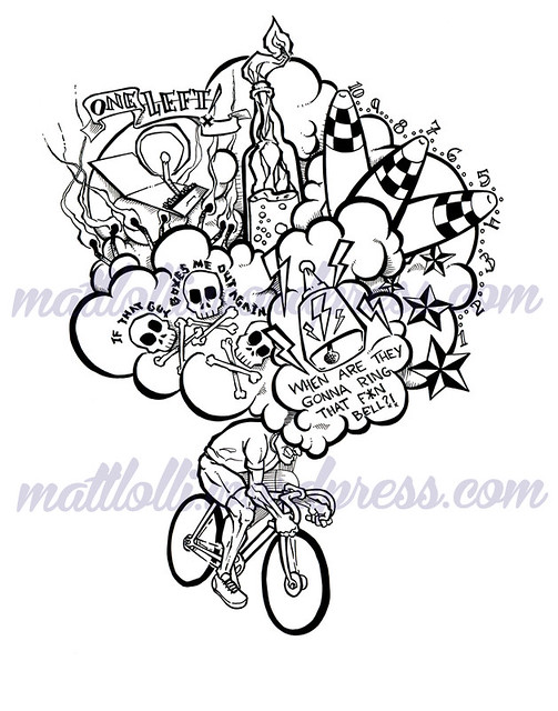 Matt Lolli Illustration ArtCrank 2011