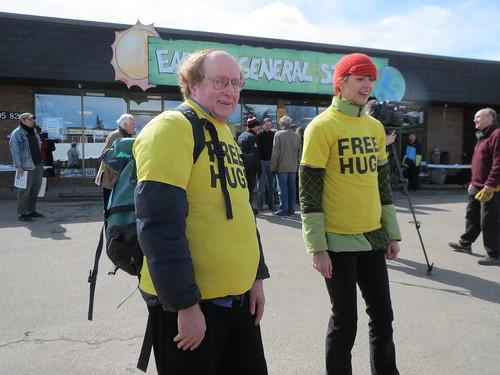 Earth Day 2013 - Edmonton