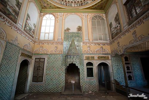 Palacio Topkapi, Harem (Estambul)