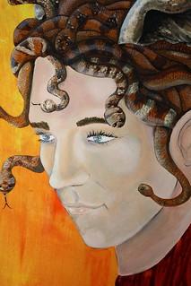 Medusa Me Detail Face
