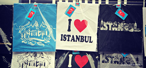 un week-end à istanbul grand bazar