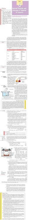 NCERT Class XII Chemistry Chapter 6 - General Principles and Processes of Isolation of Elements