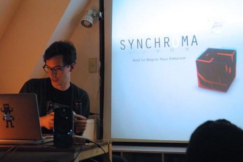 Renaud Bedard - Synchroma (Capybara Games)