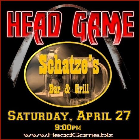Head Game 4-27-13