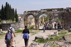 Pamukkale / Hieropolis