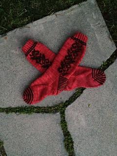 Roosimine Socks