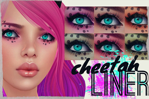 For Free*Style: Cheetah Liner + Shadows!