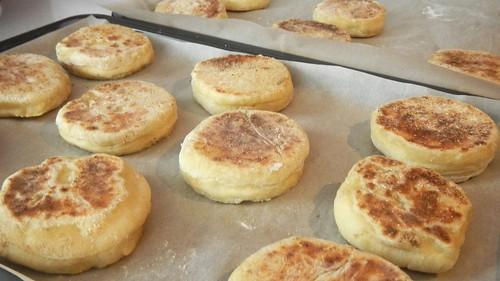 English Muffins 20