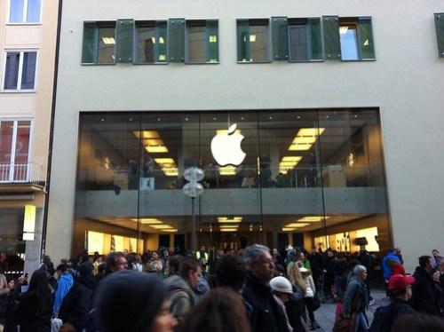 Apple Store München