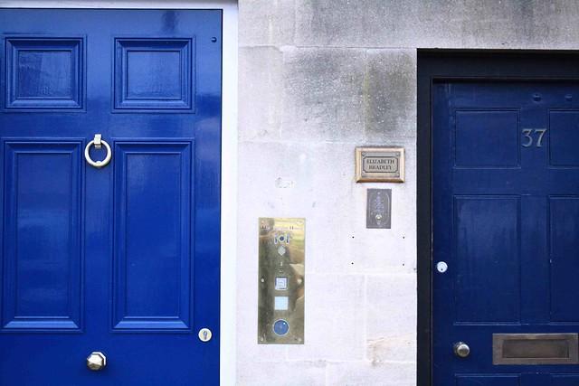 blue doors oxford