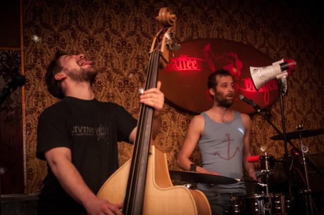 Punk bands berlin Diving For Sunken Treasure Berlin-23