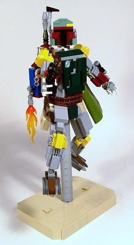 Boba Fett (Midi-Mood Scale)