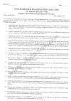DTU Question Papers 2010 – 8 Semester - End Sem - ECE-314