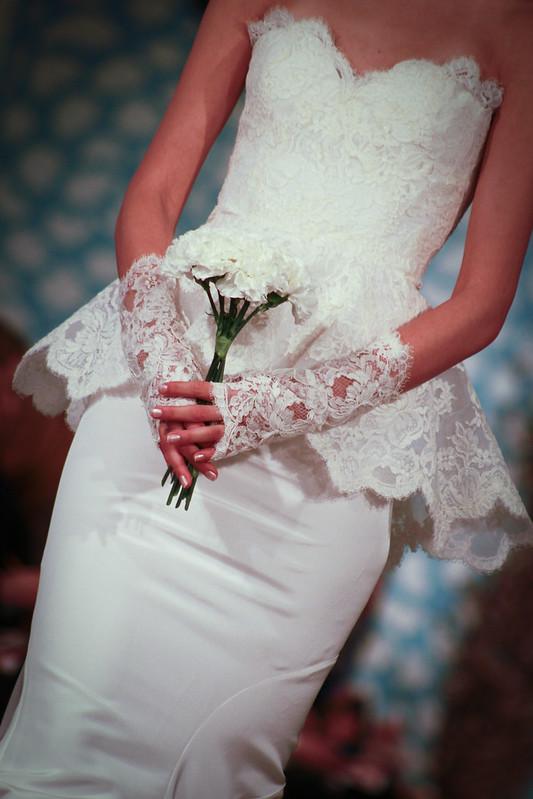 Oscar de la Renta Bridal 2014 - 172