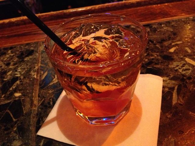 Bourbon Street old fashion - Bourbon Street Bar & Grill
