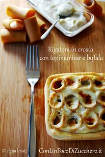 Pasta in crosta