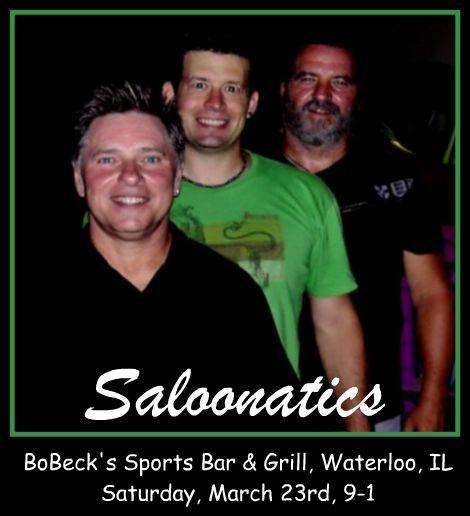 Saloonatics 3-23-13